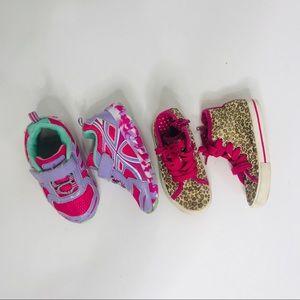 Giles Sneaker Bundle Sz 9 Jumping Beans/Circo